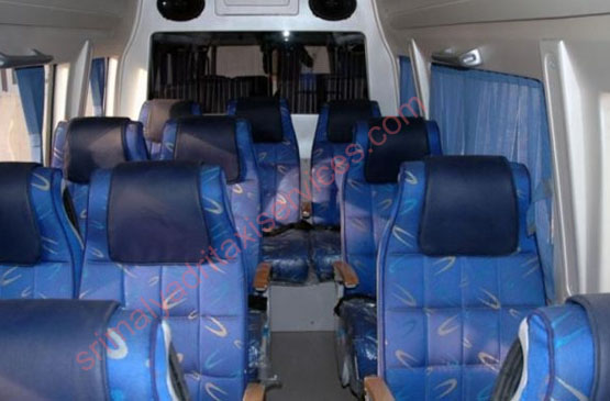 12 seater tempo traveller in visakhapatnam