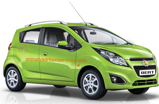 Beat car Rental Services in Visakhapatnam