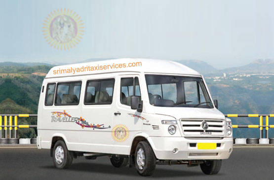 Tempo Traveller Services in Visakhapatnam